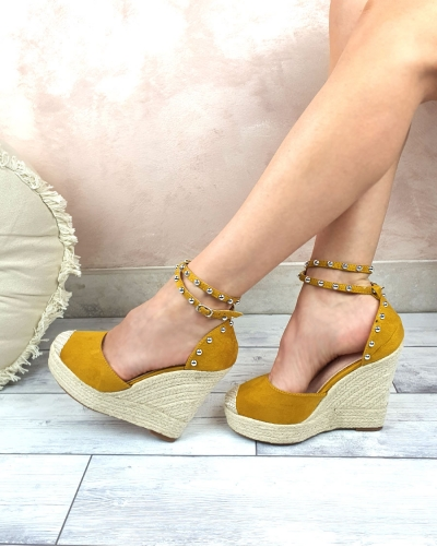 Sandali LadyMary Yellow