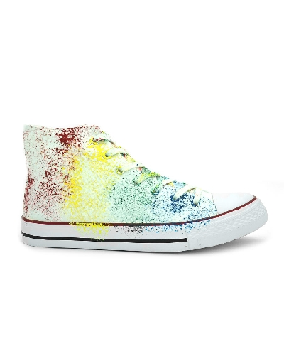 Sneakers Uomo Splash Color