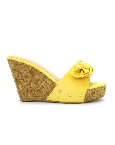 Sandali Mistray Yellow