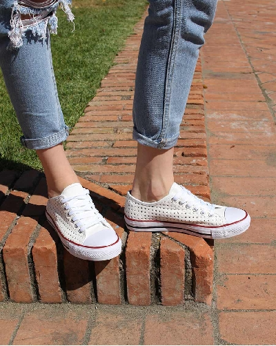 Sneakers Rindfre White