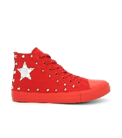 Sneakers uomo Justing Red
