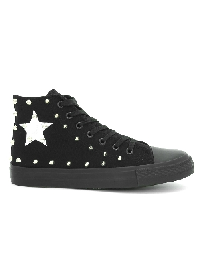 Sneakers uomo Justing Black