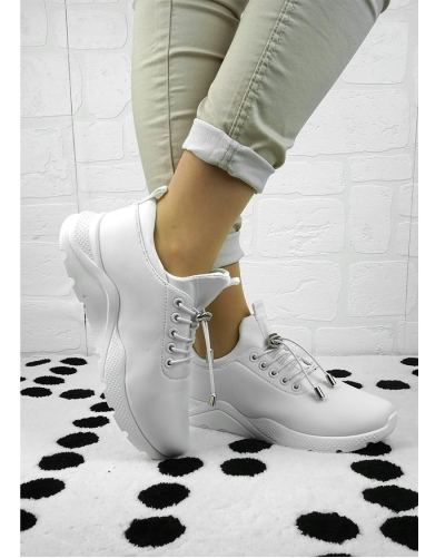 Sneakers Kayan White