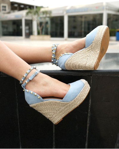 Sandali Saeros Light Blue