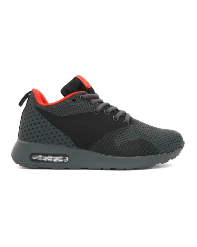 Sneakers Klizia Grey/Black