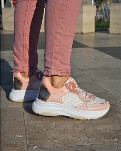 Sneakers Gersy Pink
