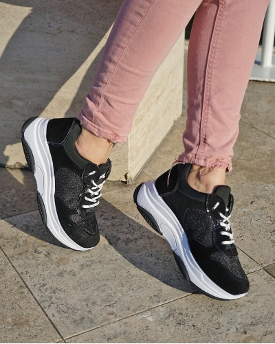 Sneakers Gersy Black