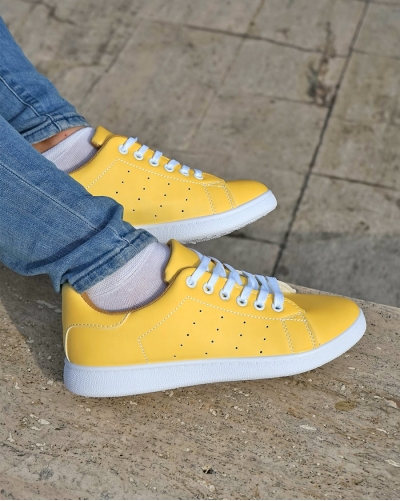 Sneakers Kadita Yellow