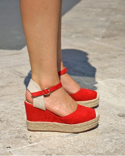 Sandali Dream Red