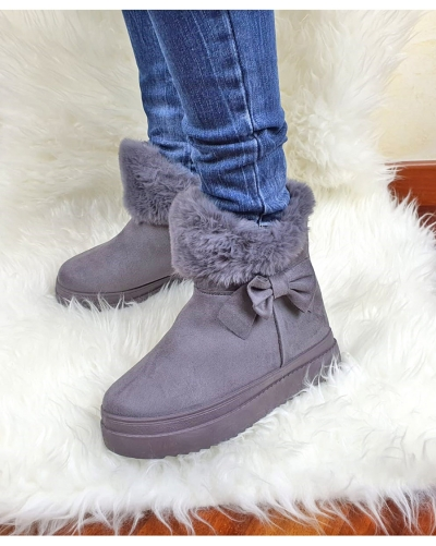 Boots Motty Grey