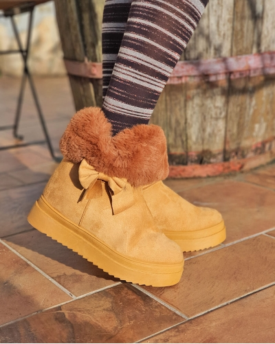 Boots Motty Camel