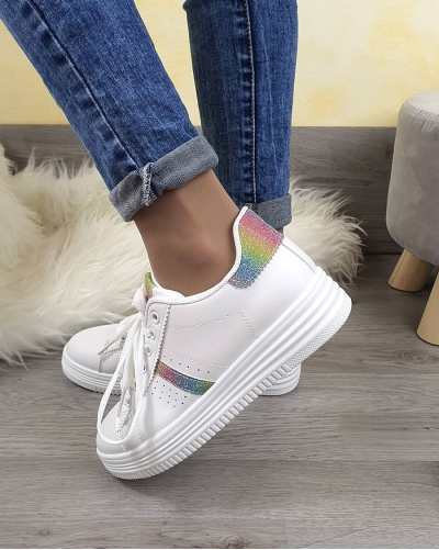 Sneakers Simply Multi color